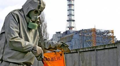 Ucrania será destruida por el segundo Chernobyl
