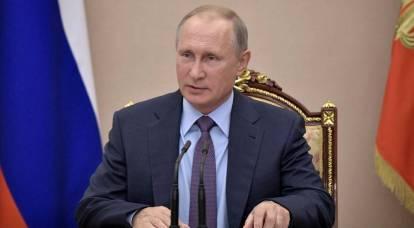 Putin ha spiegato perché ignora le chiamate di Poroshenko