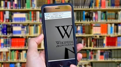 Come Wikipedia è diventata uno strumento per la propaganda occidentale