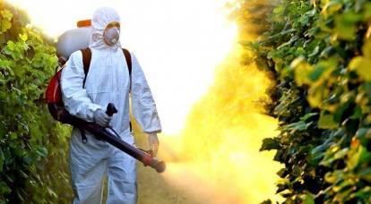 """L'americana """"Monsanto"""" ha rilevato l'industria agricola russa"""