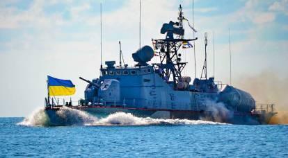 L'Ucraina ha permesso alle sue navi di sparare senza preavviso