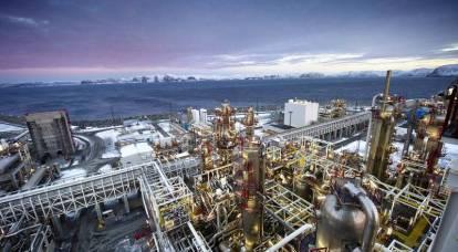 Shell aiuterà Gazprom a competere con gli Stati Uniti
