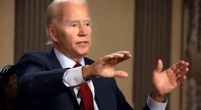 Il rating di Biden sta registrando il peggior calo degli ultimi 75 anni