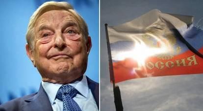 Soros si è vendicato della Russia