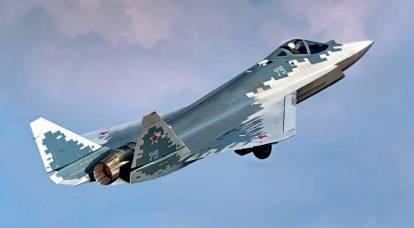 Fatores de sucesso do mais novo caça Su-75 foram avaliados na Rússia