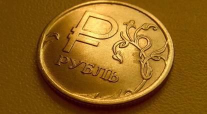 """Perché il """"rublo d'oro"""" è semplicemente impossibile in Russia"""