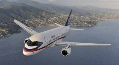 France is to blame for the problems of the Sukhoi Superjet 100