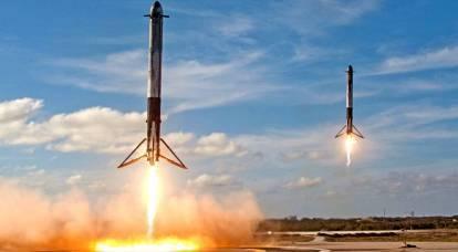 """Mentre """"Angara"""" è a terra, SpaceX prepara un'altra rivoluzione"""