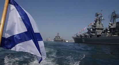 La flotta del Mar Nero si prepara alle provocazioni dell'Ucraina