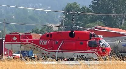 最受欢迎的俄罗斯多用途直升机将变得更好