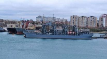 Warships of the Black Sea Fleet in Sevastopol: what ships can be seen