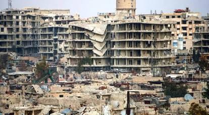 Chi sarà ricco nella ricostruzione della Siria?