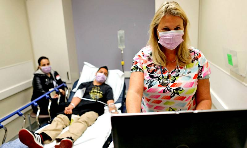 Deadly Flu Epidemic Kills US Population