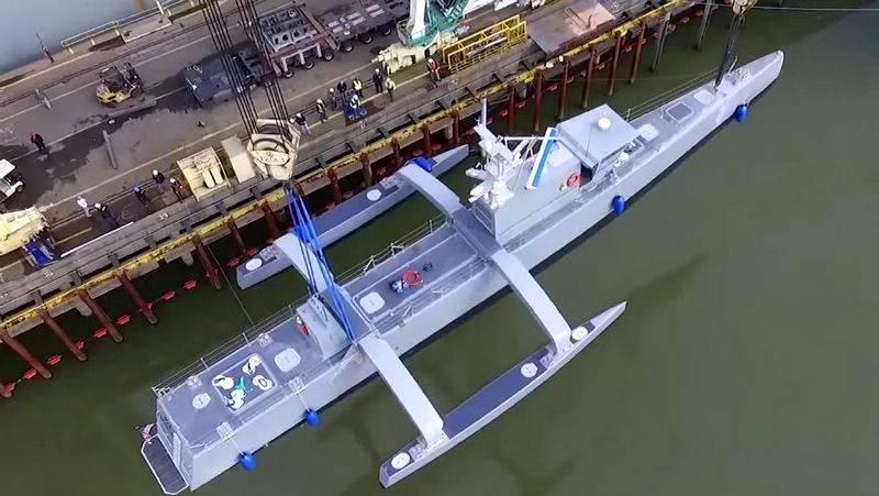 """Gli Stati Uniti hanno testato un """"cacciatore di sottomarini"""" multiuso"""