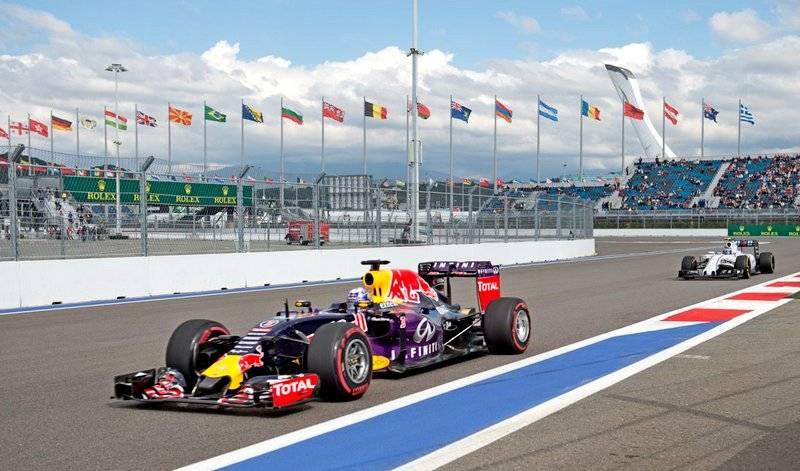 L'unico tracciato russo di Formula 1 a Sochi sarà donato