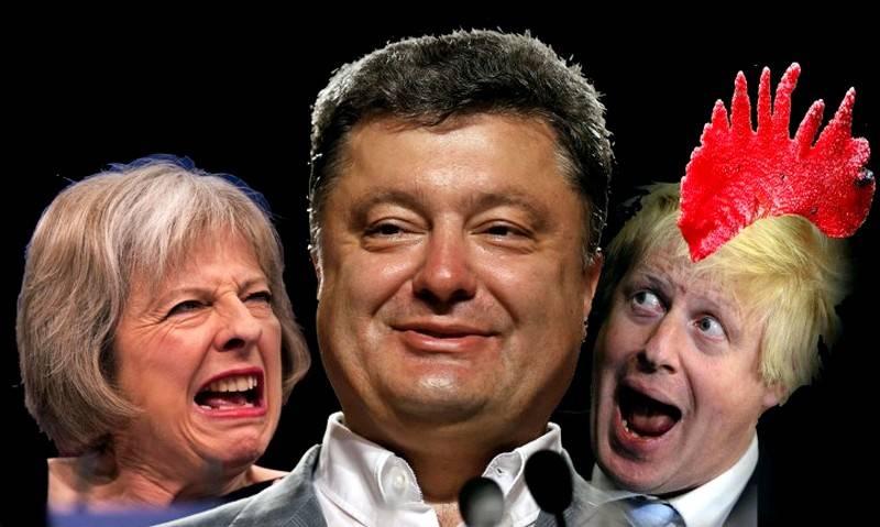 Perché Kiev non ha sostenuto l'isterica Londra?