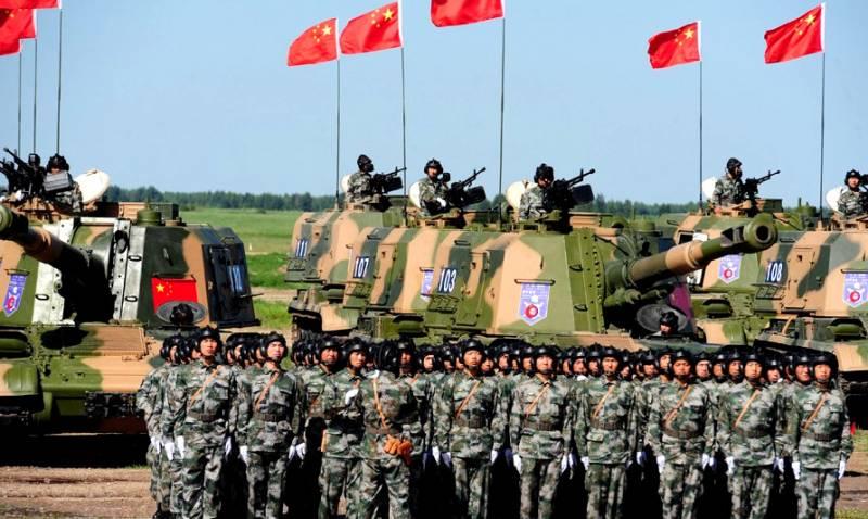 День, когда Китай нападет на Россию