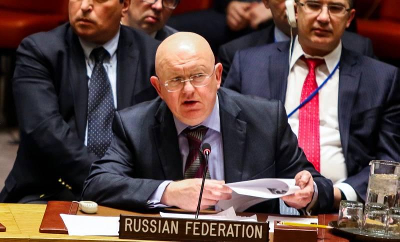 Россия опять пошла наперекор Западу