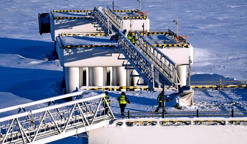 «Арктический каскад»: Россия раскрыла новый способ сжижения газа