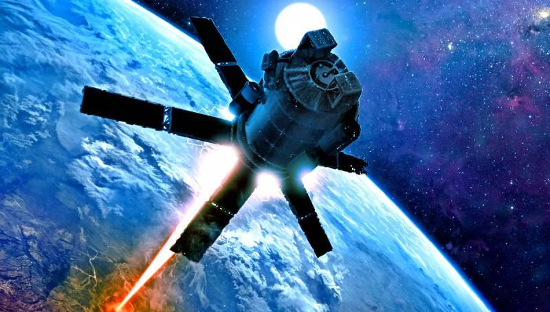 Минобороны готовит сверхсекретный космический аппарат «Нейтрон»