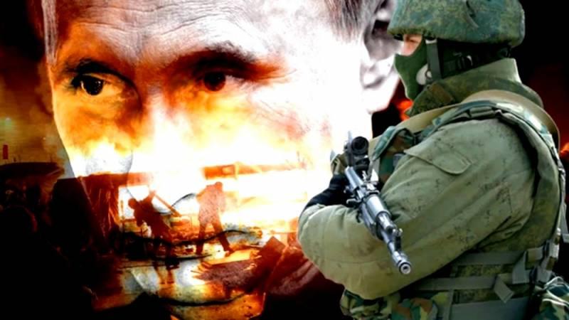 Арсенал Запада: десять ударов по России