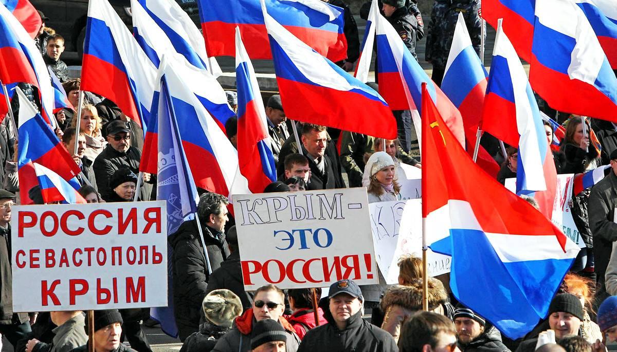 Попытка вернуть Крым Украиной может привести к Третьей мировой войне