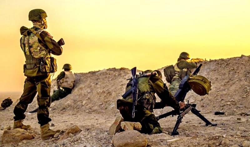 У «Вагнера» в Сирии появился конкурент «ЧВК Патриот»