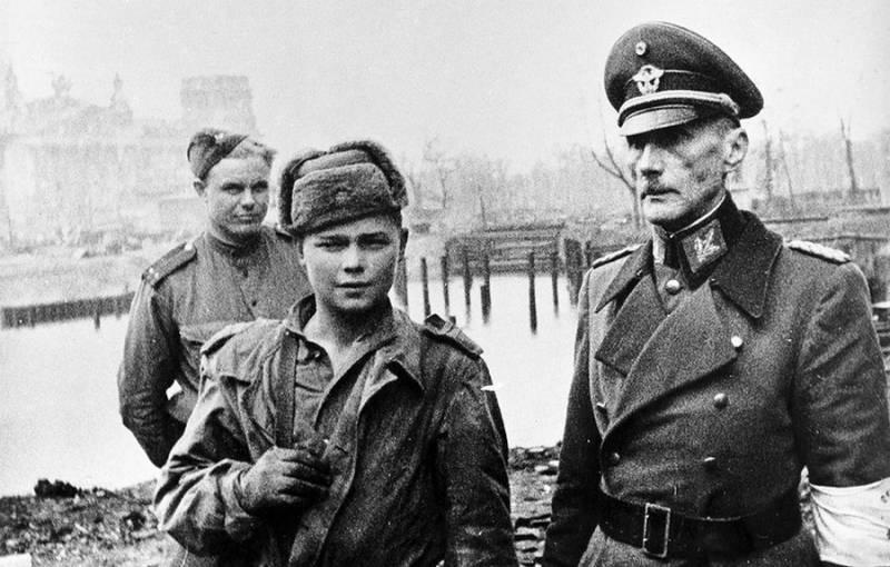 Какими прозвищами обменивались русские и немцы