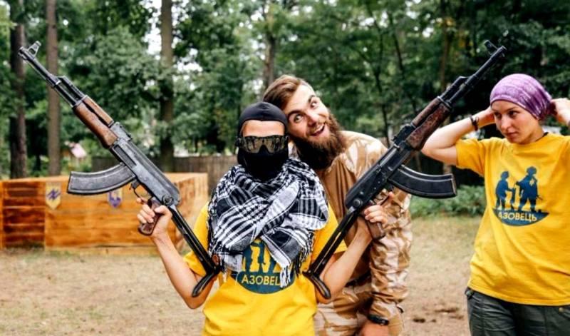 На Украине начали готовить диверсантов-малолеток для уничтожения России