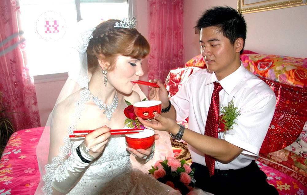 Shanghai news (Китай): русские красавицы предпочитают китайцев
