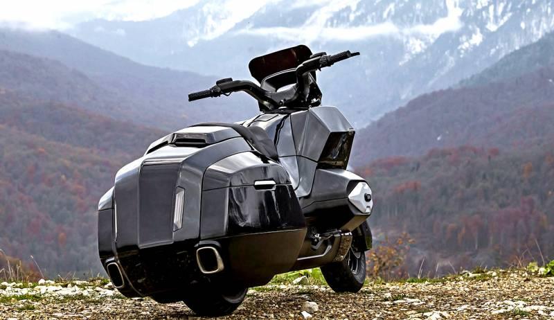 Вперёд, Россия! Мотоцикл для «Кортежа» Путина станет самым крутым в мире