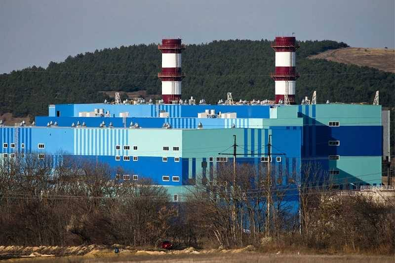 German Siemens turbines are already working for the benefit of Crimeans