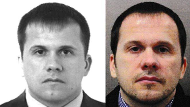 Did the British reveal the true identity of Alexander Petrov from Salisbury?