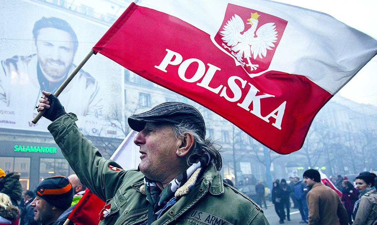 русские и поляки картинки