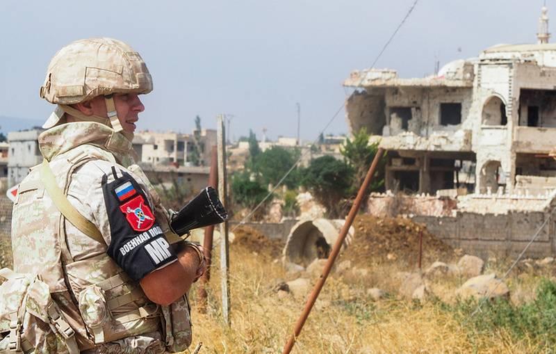 L'esercito russo ha raggiunto il confine con Israele
