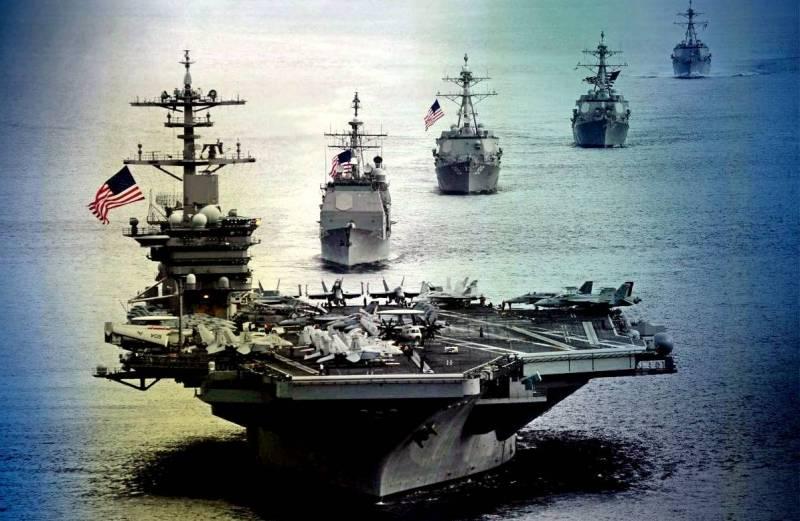 США могут не выдержать настоящей войны с Китаем