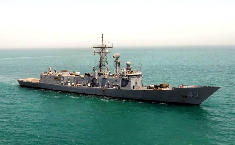 Украинцы высмеяли планы США передать Киеву старые списанные фрегаты