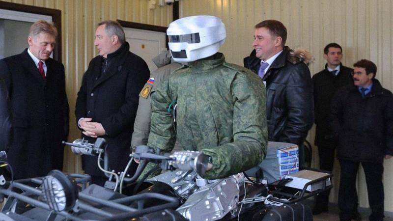 Вперёд, Россия! Россия запустит робота «Федора» на орбиту
