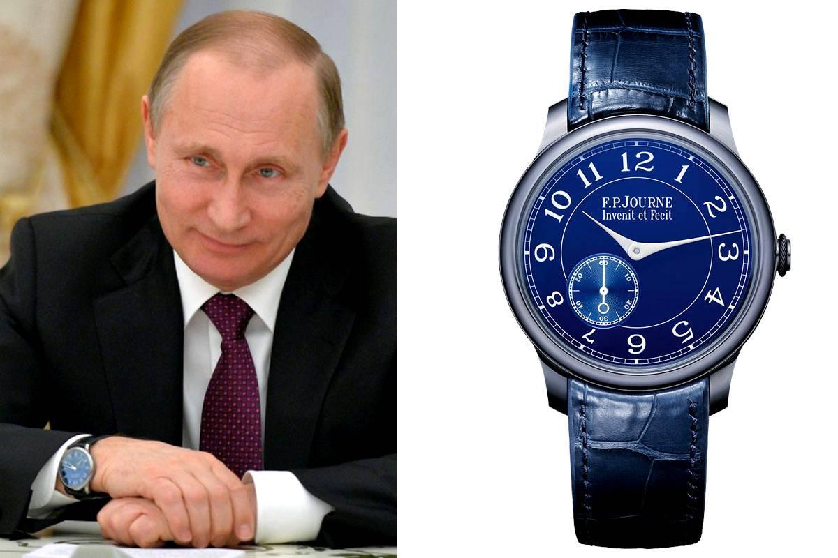 Часы путину стоимостью подарили лонжин где продать часы