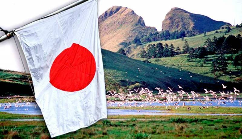 Japan wants Russia itself to give her the Kuril Islands
