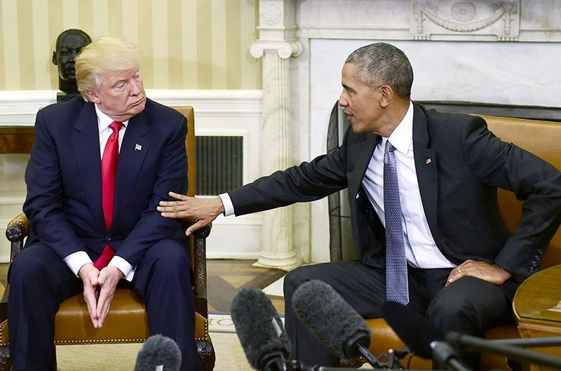 What Trump can never forgive Obama?