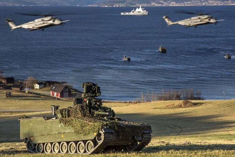 ロシアはNATO演習中にGPSを妨害したと非難
