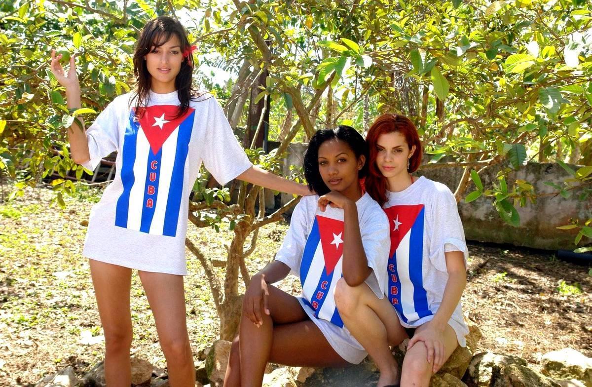 знакомство с кубинской девушкой