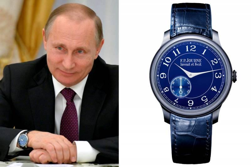 Часы путина 2018