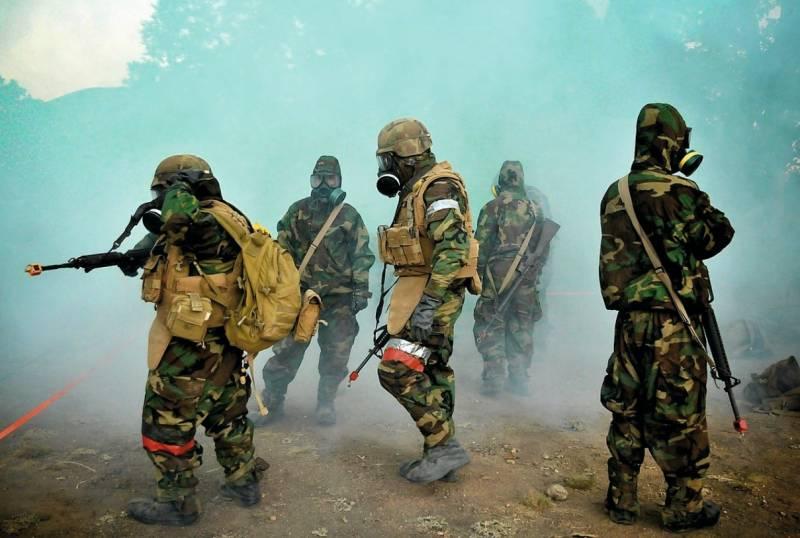 В Крыму была предотвращена бактериологическая атака США