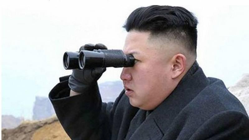 朝鲜:美国威胁与韩国进行会谈