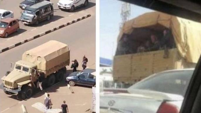 "PMC瓦格纳在苏丹""被发现"""