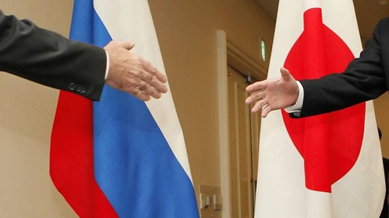 Россия назвала Японии условие заключения мира