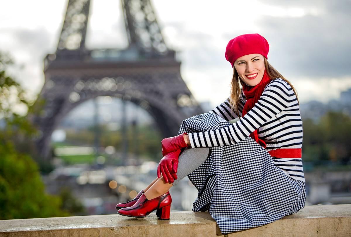 это картинки красивые француженки нам