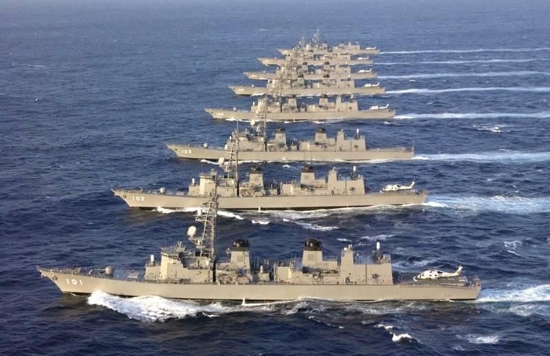Курильский конфликт: выдержит ли ВМФ России удар японского флота?